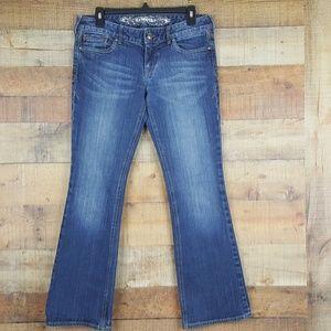 Express Jeans Women's Bootcut Regular Fit Size 6S